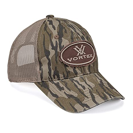 outlet store ae11c 2bf54 Amazon.com   Vortex Optics Mossy Oak Bottomlands Hat   Sports   Outdoors