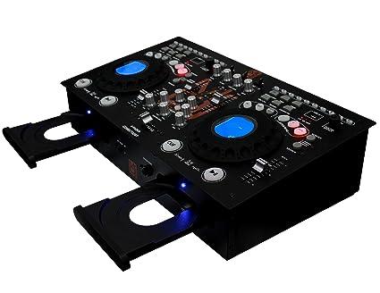 Amazon.com: MR. DJ CDMIX cdmix700bt profesional Dual ...