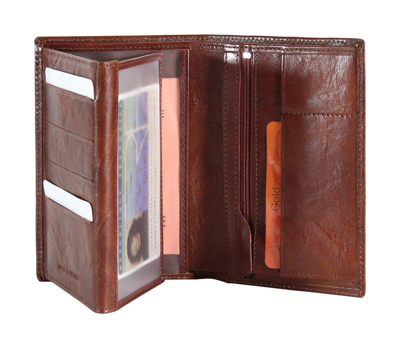 Portefeuille multi-couleurs Paper Wallet Andres ZpeXR