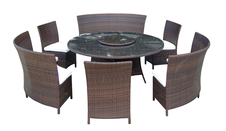Baidani Gartenmöbel Sets 10d00013.00002 Designer Lounge Garnitur