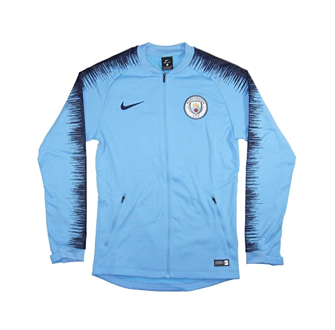 Amazon.com: Manchester City Anthem 894363-488 - Chaqueta ...
