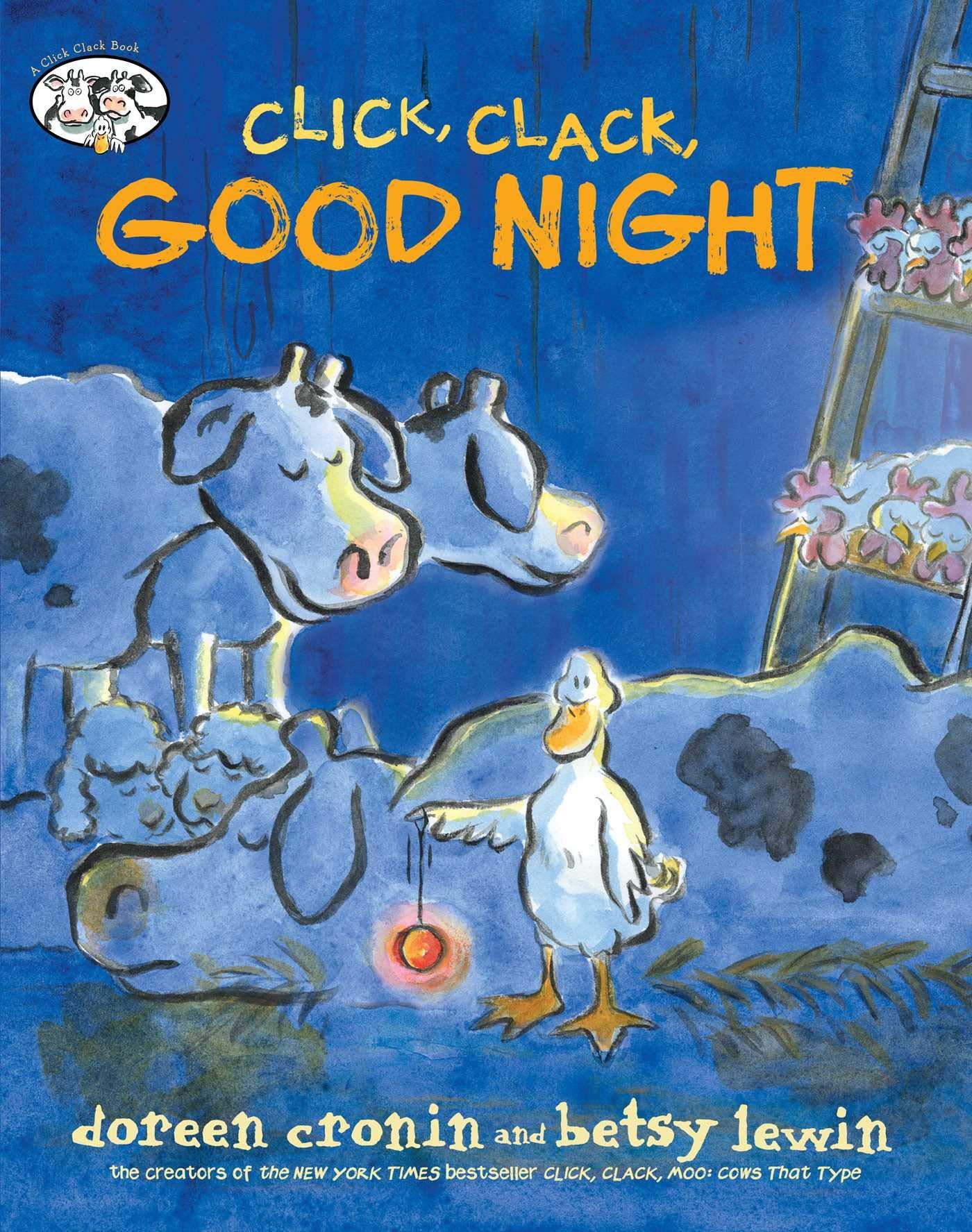 Click, clack, good night