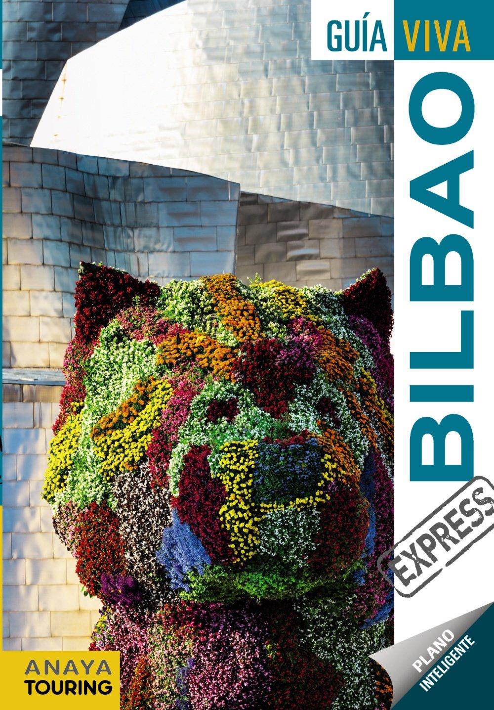 Bilbao (Guía Viva Express - España): Amazon.es: Anaya Touring, Gómez, Iñaki, Ribes, Francesc, García Arrabal, Olga: Libros