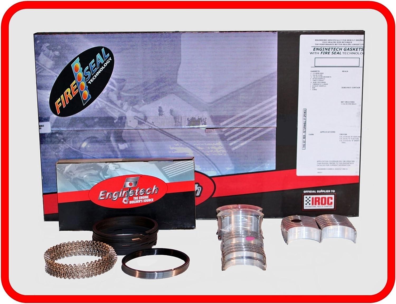 Engine Re-Ring Re-Main Kit FITS 1987-1990 Jeep 242 4.0L 4.0 L6