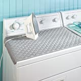 Amazon Price History for:WOPOW® Touch Up Topper Double Strength Magnetic Pull Force Ironing Mat Blanket (silver)