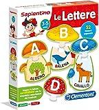 Clementoni 11964 - Le Lettere