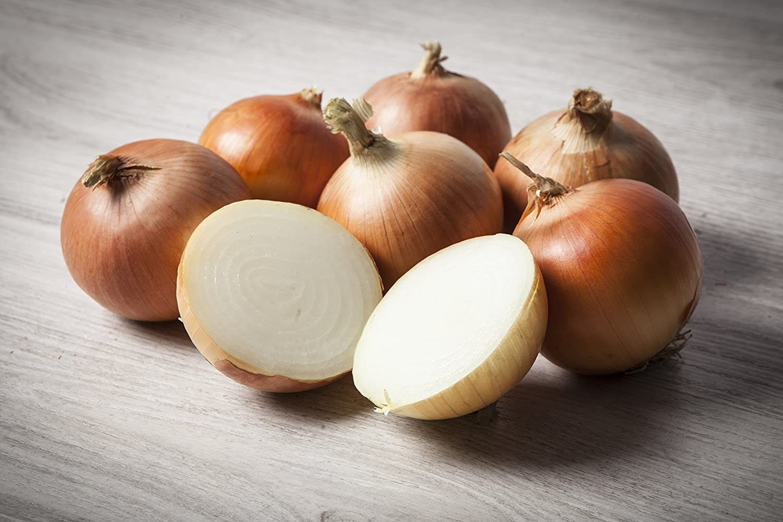 5 kg Cebolla Grano (Común) Tamaño MEDIO