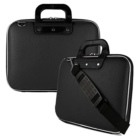 486d745aa154 MySumac Microsoft Surface Book Executive Leather Carrying Shoulder Bag  Messenger Bag