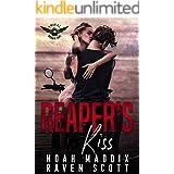 Reaper's Kiss: A Dark MC Mafia Romance (Tribal Dogs MC Book 3)