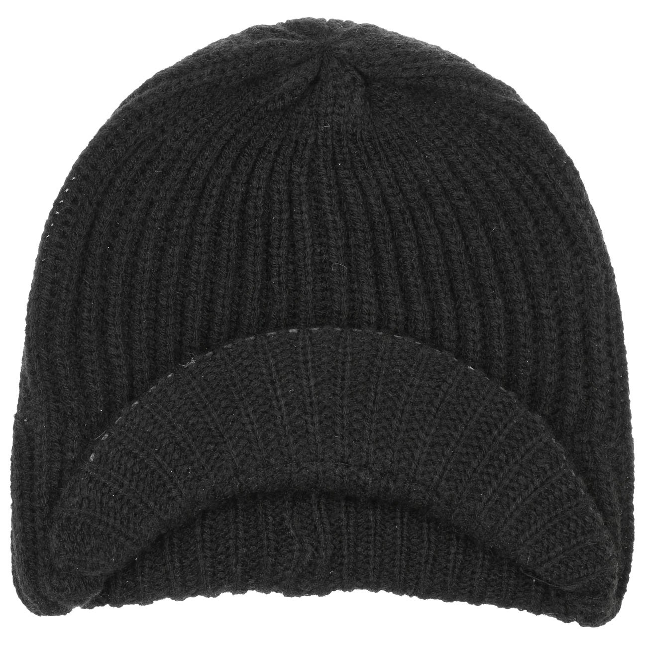 a523b712917f Chillouts Bonnet pour Enfant Jack Styler en Tricot l hiver (Taille Unique -  Noir)  Amazon.fr  Vêtements et accessoires