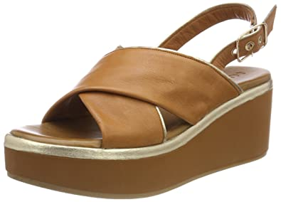 bbd71b1f393b Inuovo Women s 8679 Open Toe Sandals  Amazon.co.uk  Shoes   Bags