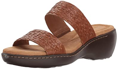2933afe0b3821 Amazon.com  Easy Spirit Women s Dahlia Sandal  Shoes