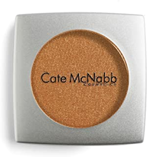 product image for 24 Karat | Golden Glow - Face Highlighter - Mineral-Based Pressed-Powder Illuminizer, Gluten-Free, Vegan, Cruelty-free Formula by Cate McNabb Cosmetics, 0.2 oz.