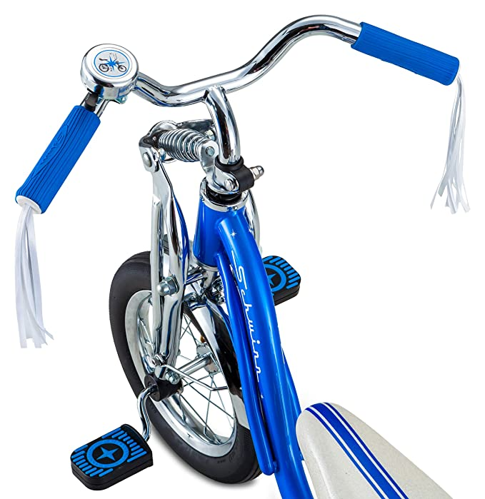 Schwinn Lil' Sting-Ray Super Deluxe Tricycle for Kids 2-4 Years Old, 12