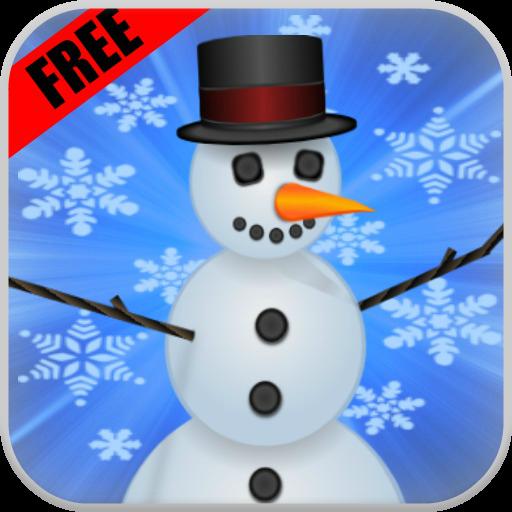 Snowman Blizzard Game