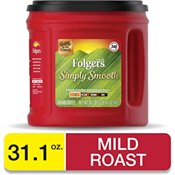 cheap Folgers Simply Smooth 2020
