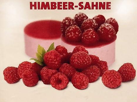 Sahnestand Himbeere 1 kg Sahnefond Himbeer-Sahne 1000g