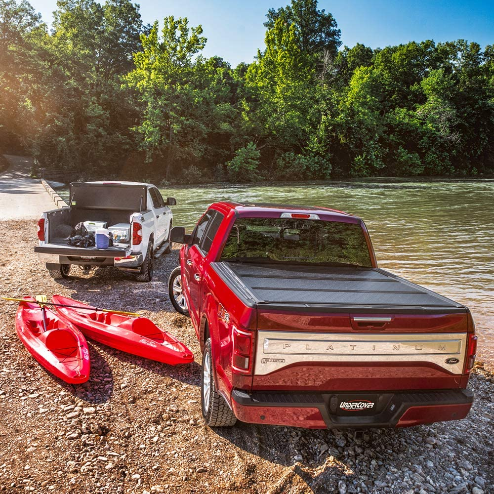 Undercover Flex Hard Folding Truck Bed Tonneau Cover Review