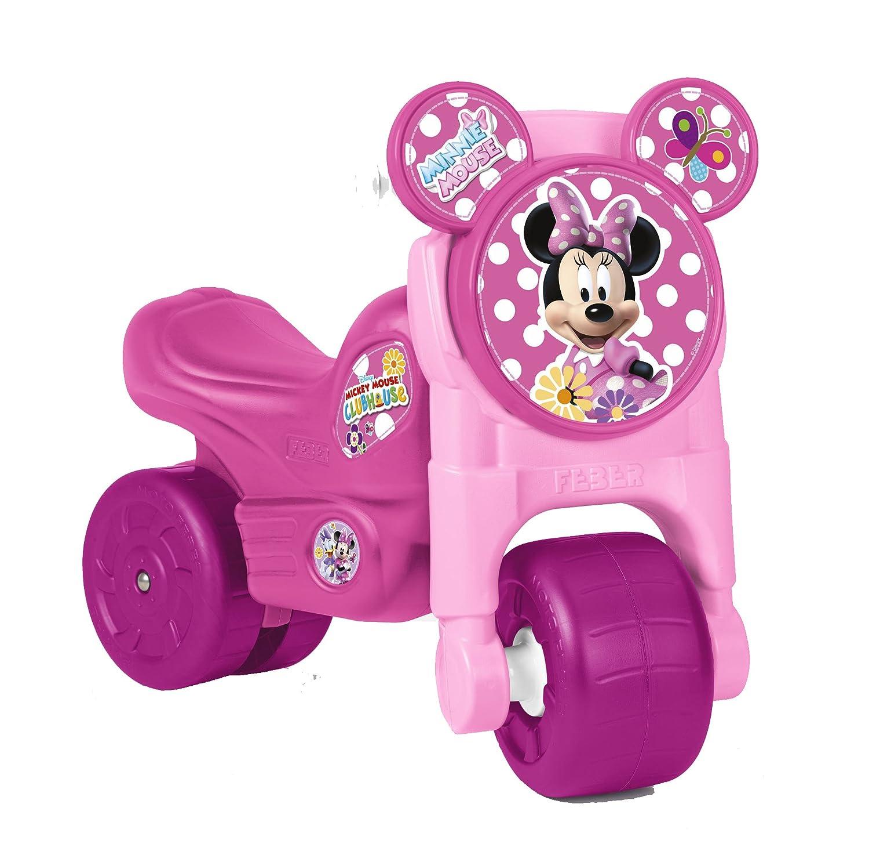Feber - 800009451 - Véhicule Pour Enfant - Motofeber - Minnie ...