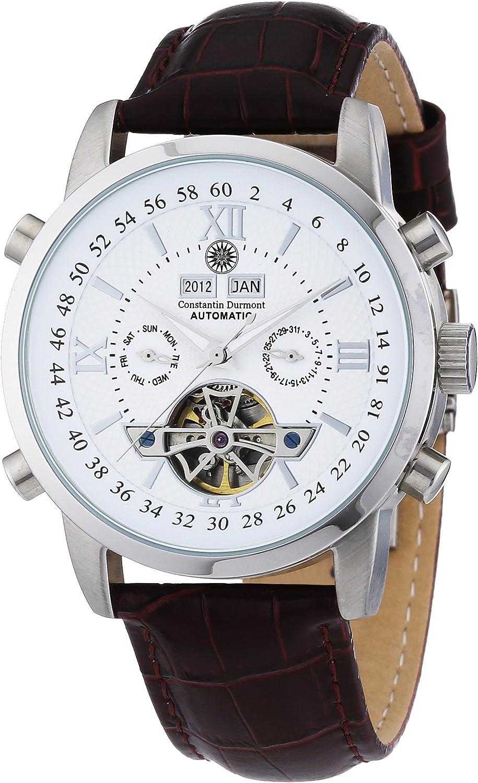 Constantin Durmont Calendar - Reloj analógico automático para Hombre