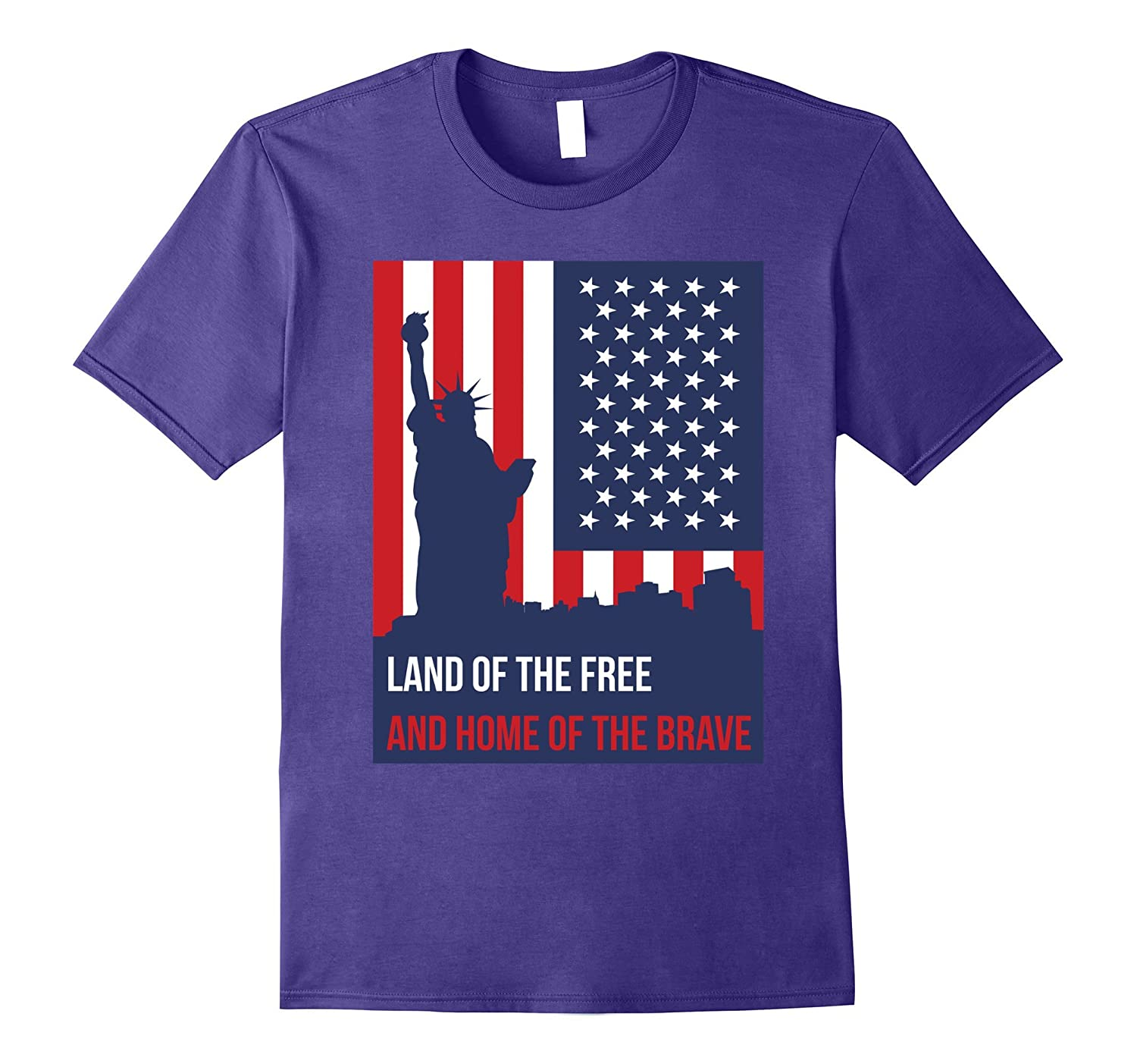 USA America American Flag Land of the Free-Vaci