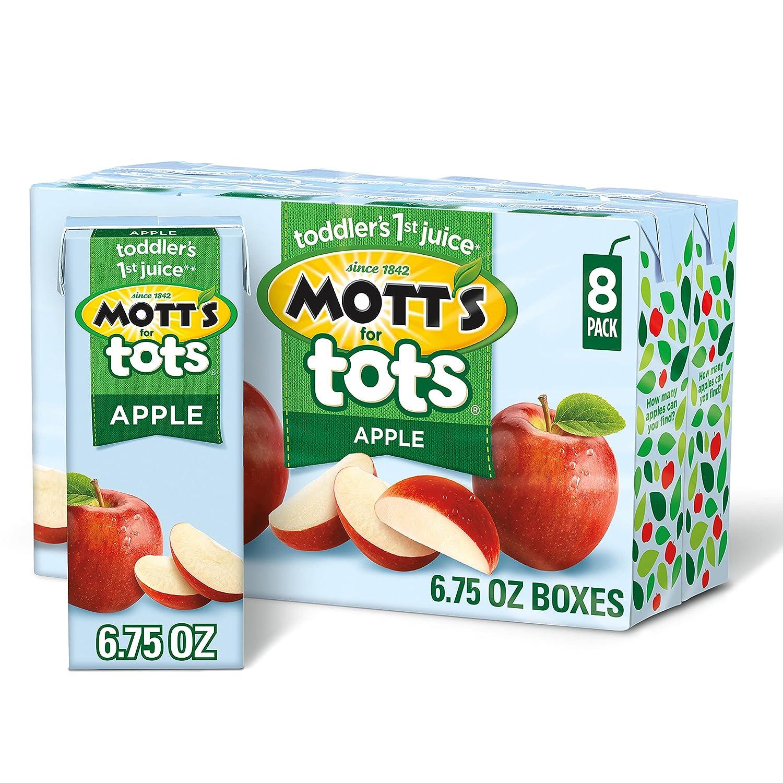 Mott's for Tots, Apple, 6.75 oz