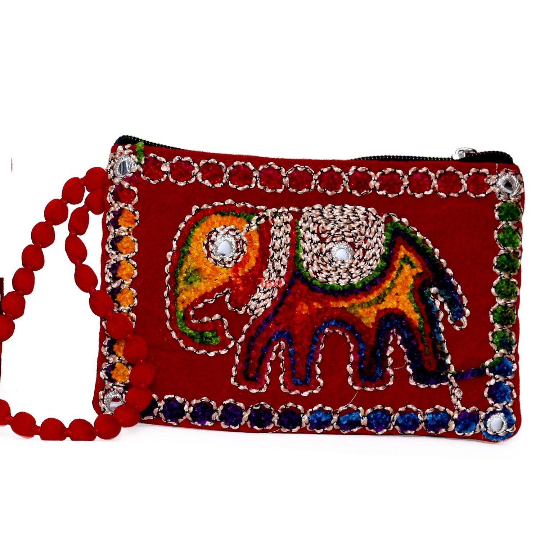 Amazon.com: Rajasthani hecho a mano Jaipur Mujer Festive ...