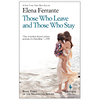 Those Who Leave and Those Who Stay (Neapolitan Novels Book 3) (English Edition)
