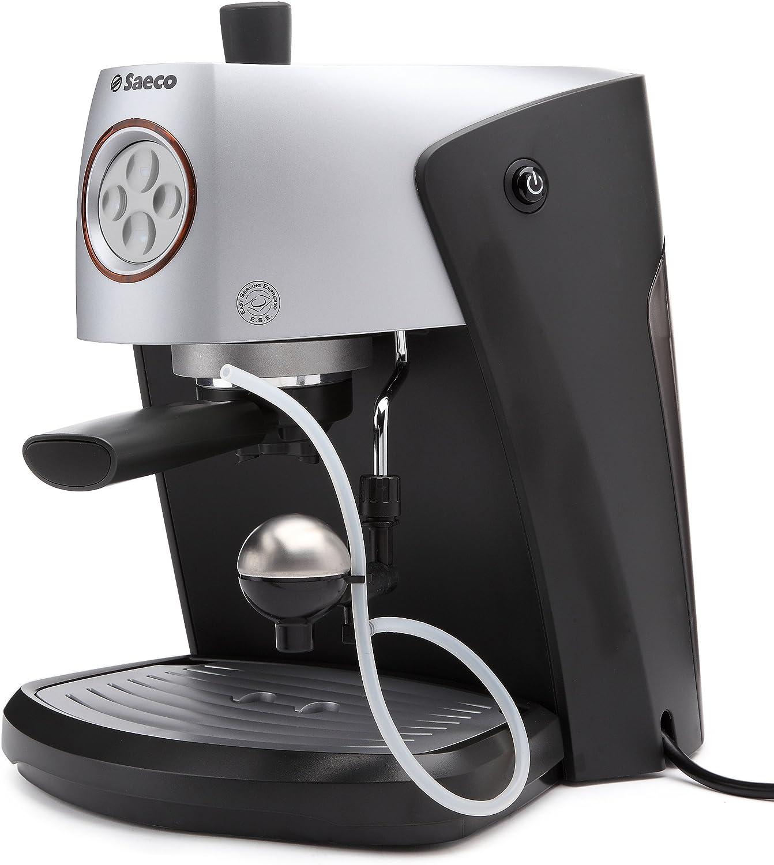 Saeco RI9357/01 Nina Bar - Cafetera de espresso con brazo: Amazon ...