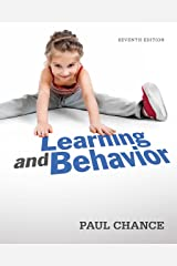 Learning and Behavior Kindle Edition