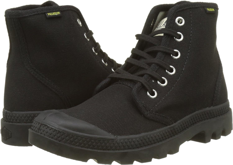 ,43 EU Noir Black Palladium Pampa Hi Originale Chaussures montantes