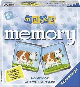 Bauernhof Memory®: Ab 30 Monaten: : Spielzeug