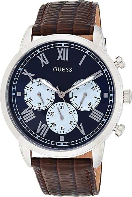 Guess Watch W1261G1: : Montres