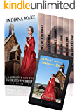 A New Love for the Jamestown Brides: 6 Book Box Set: Mail Order Brides