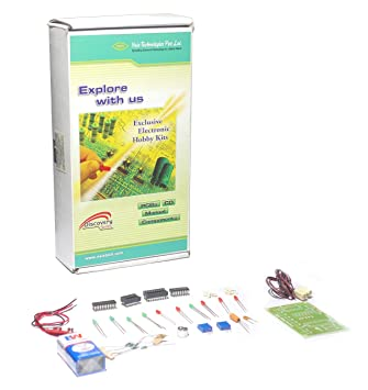 Buy audio level indicator physics project kit diy do it audio level indicator physics project kit diy do it yourself manual included solutioingenieria Choice Image