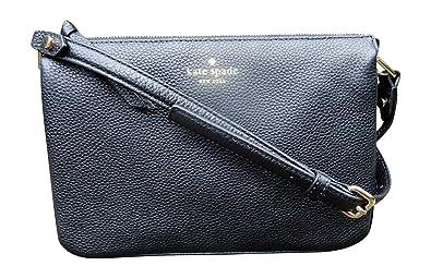 ... clearance kate spade new york madelyne mulberry street pebbled leather  crossbody shoulder bag black 4c65f 47b89 ... 6caf0ae9d1b51