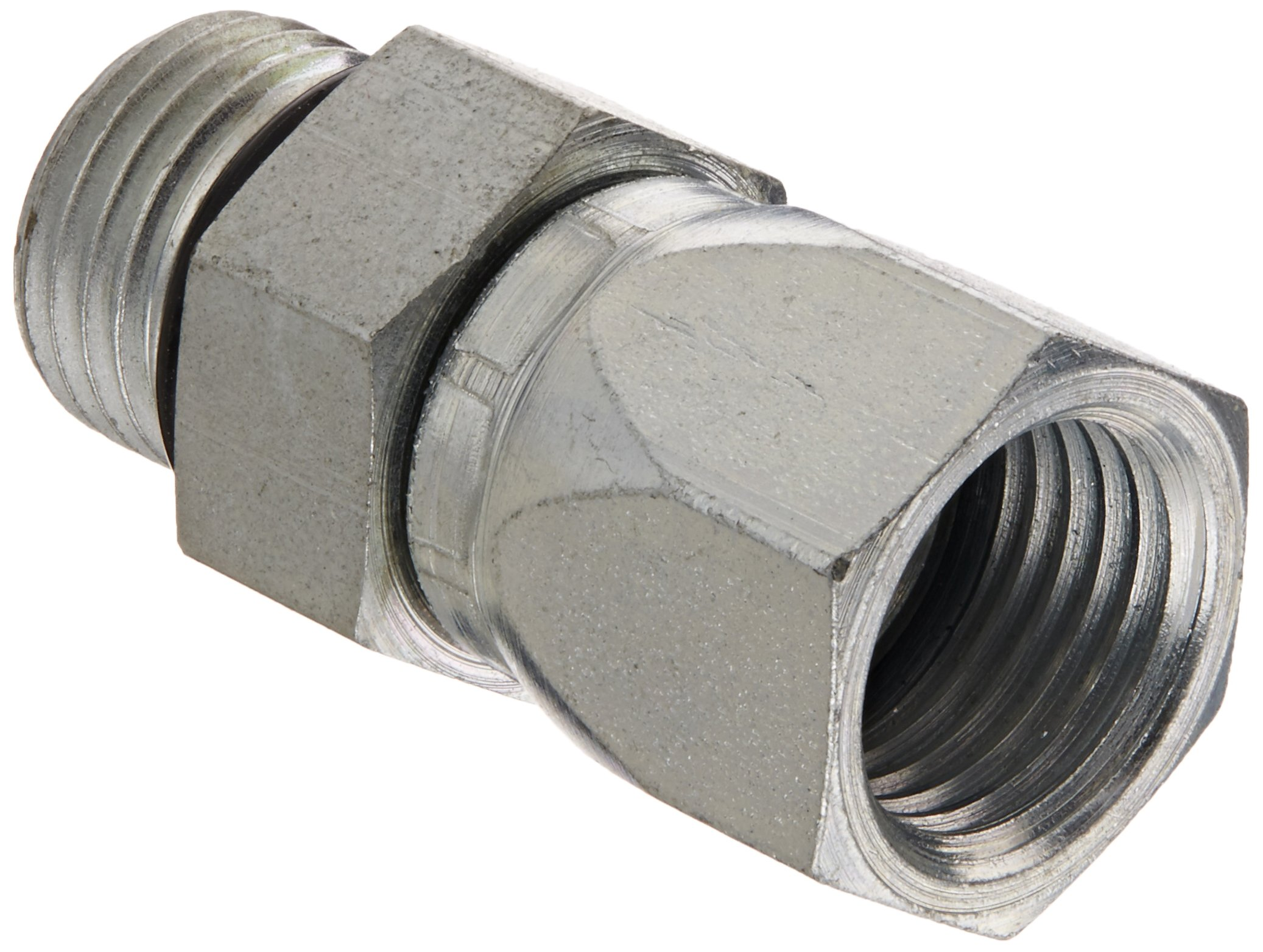 Eaton Weatherhead C5315X6 Carbon Steel SAE 37 Degree Eaton Products Pack of 10 Flare-Twin Fitting JIC Adapter 3//8 Straight Thread O-Ring Boss x 3//8 JIC Male Pack of 10 3//8 Straight Thread O-Ring Boss x 3//8 JIC Male