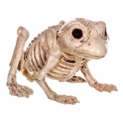 Crazy Bonez Skeleton Frog: Toys & Games