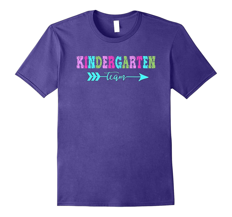 Kindergarten Teacher Team Shirts-BN