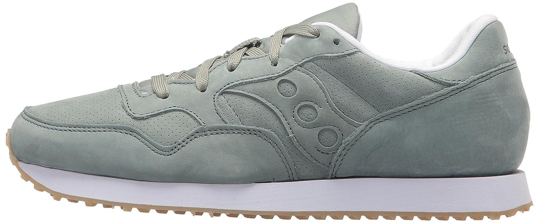 Saucony Cl Originals Women's DXN Trainer Cl Saucony Nubuck Sneaker B01N7KV2FE 5.5 B(M) US|Green 335c27