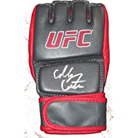 $119 » Colby Covington Autographed UFC Training Distress Fight Glove W/PROOF, Picture of Colby Signing For Us, Ultimate Fighting Championship,…