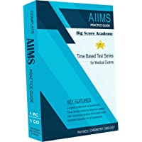Big Score Academy - Complete AIIMS Preparation Guide and Test Series (CD ROM)