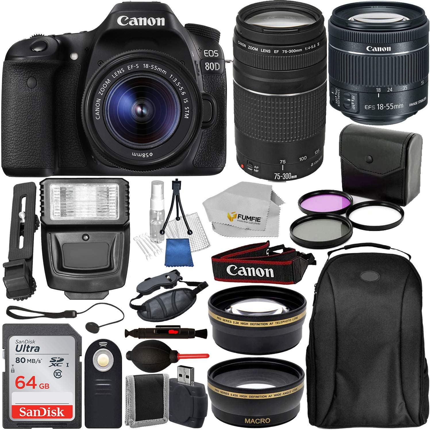 XT XTi Digital SLR Cameras XSi 67mm DM Optics High Resolution 3-piece Filter Set 70-200mm T2i T3i For The Canon 100mm XS 70-300mm For Any Of These Canon EOS T1i 17-85mm 18-135mm T3 UV, Fluorescent, Polarizer