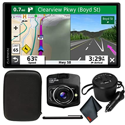 Updating Automotive Maps And Software With Garmin Express >> Amazon Com Garmin Drivesmart 55 Traffic With Included Cable