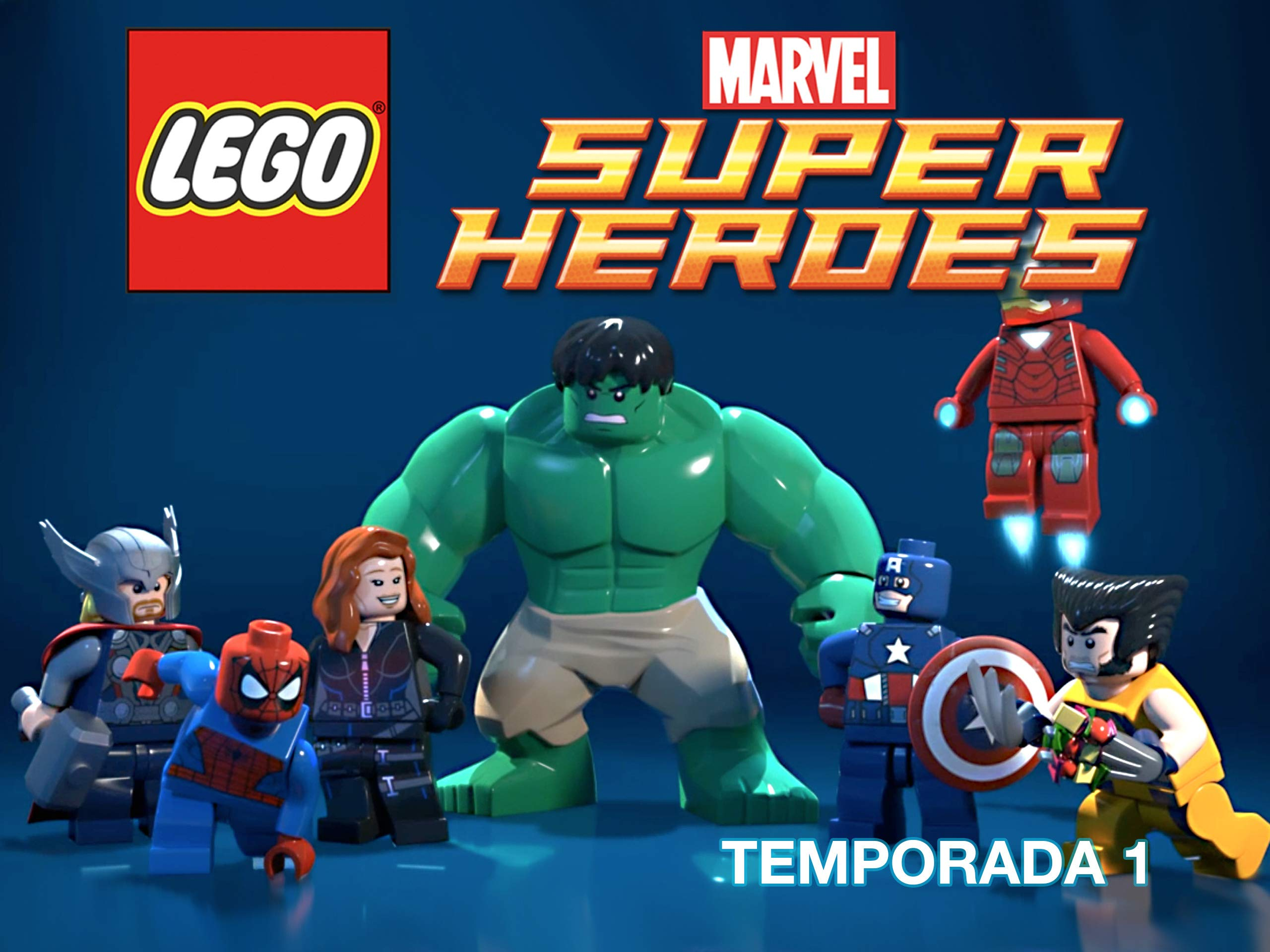 Amazon.com: LEGO Marvel Super Heroes - Season 1 [Español]