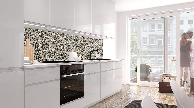 StickerProfis Küchenrückwand selbstklebend selbstklebend selbstklebend - OLIVEN - 1.5mm, Versteift, alle Untergründe, Hart PVC, Premium 60 x 280cm B07MNHPBRQ Wandtattoos & Wandbilder 77f51c
