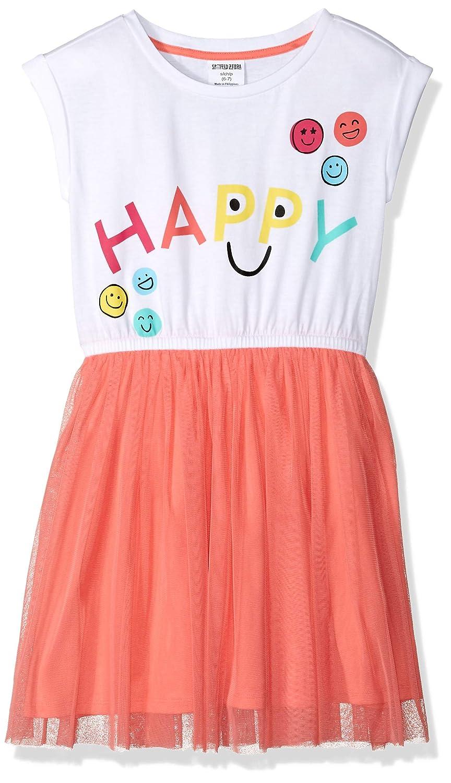 Spotted Zebra Girls Toddler /& Kids Knit Short-Sleeve Tutu Dress Brand