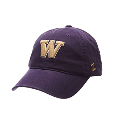 brand new 20a05 c9f43 University of Washington Scholarship Huskies Hat by Zephyr