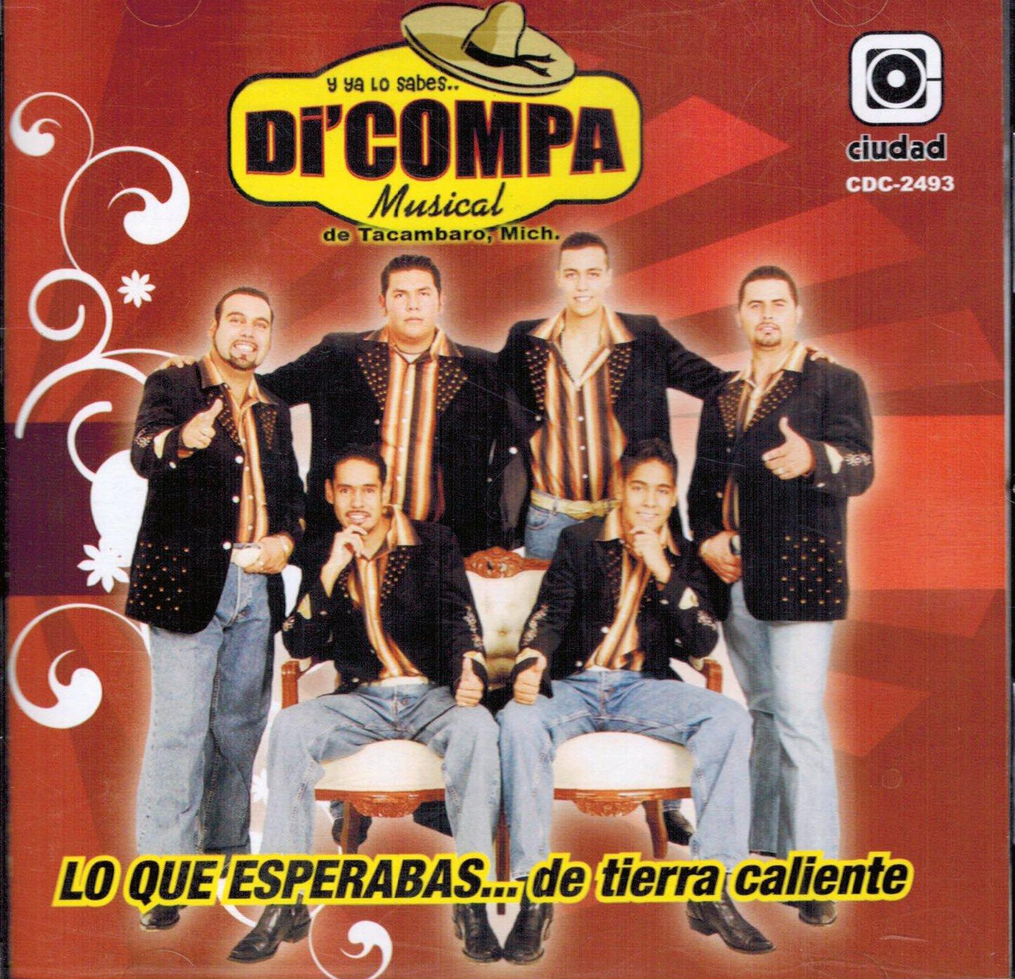 Di' Compa Musical De Tacambaro, Michoacan (Lo Que Esperabas De Tierra Caliente Ciudad-2493)