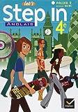 Let's Step in Anglais 4e (manuel de l'élève + 1CD audio)